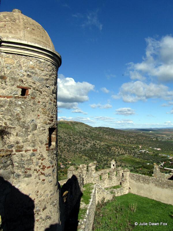 Elvas castle