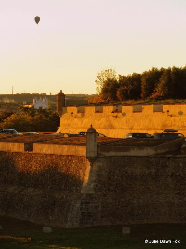 Bulwark fortifications, Elvas