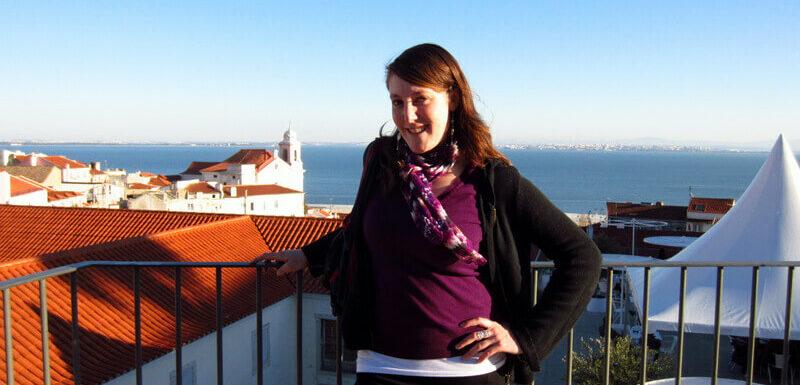 Lauren David in Portugal