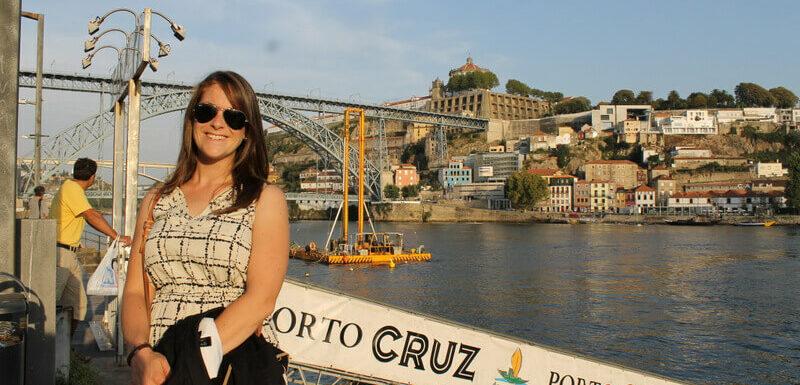Cat Gaa in Porto