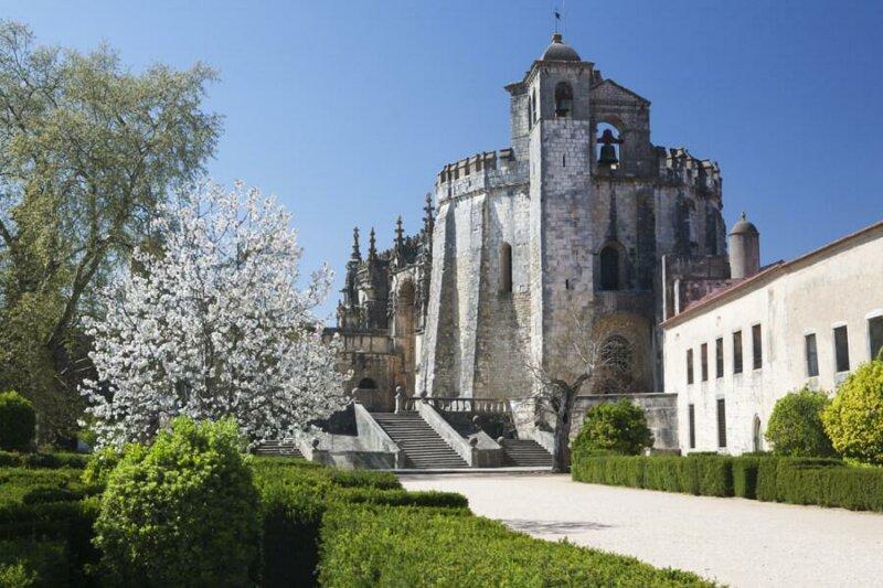 Convento do Cristo, Tomar