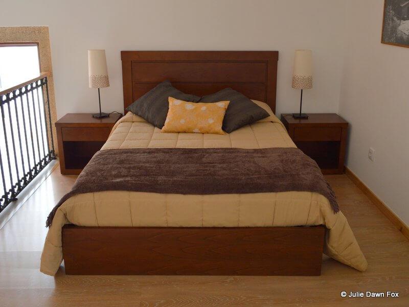Bedroom at Casa da Capela