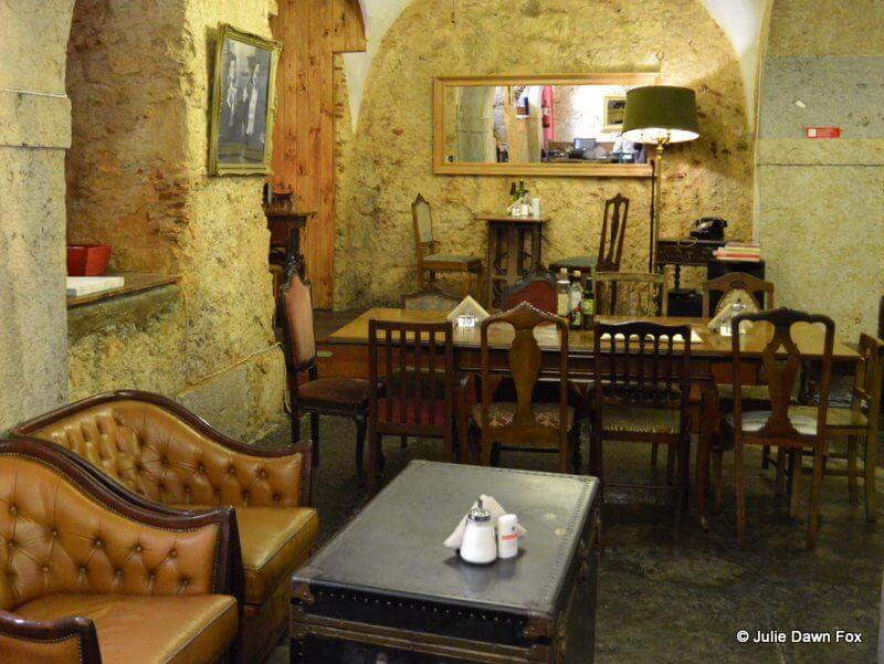 Café Fábulas, Lisbon