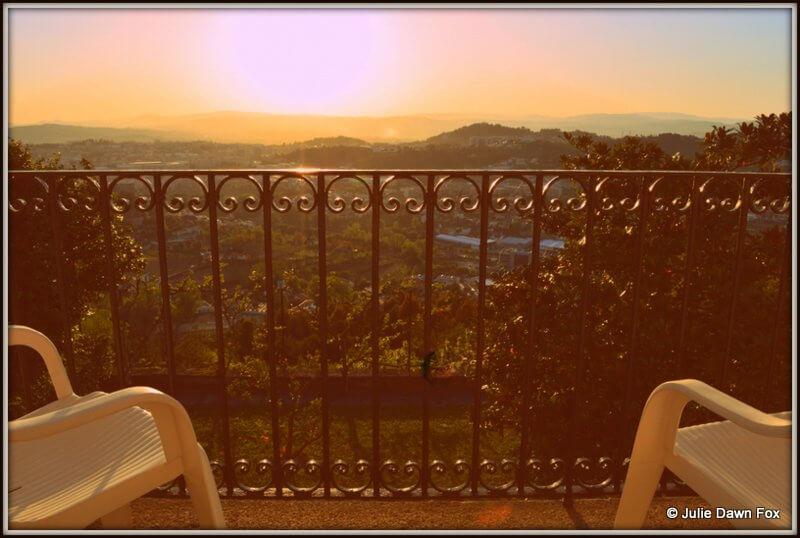 View, Casa dos Lagos, Braga