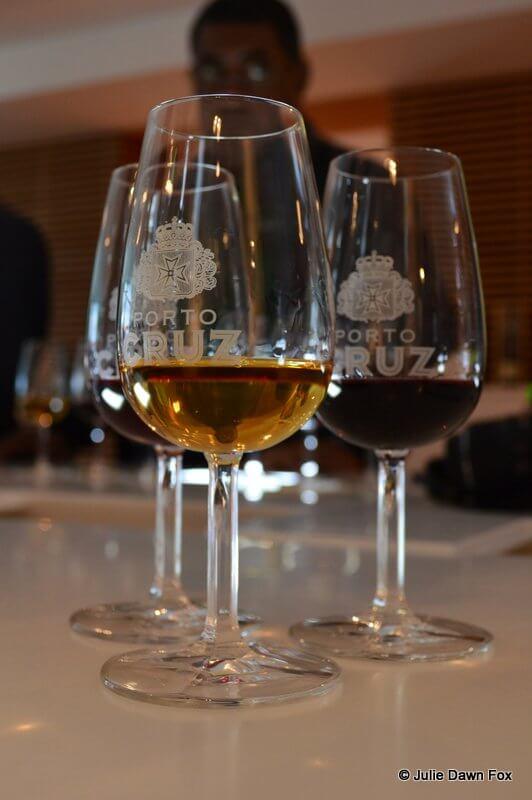 how to open port wine