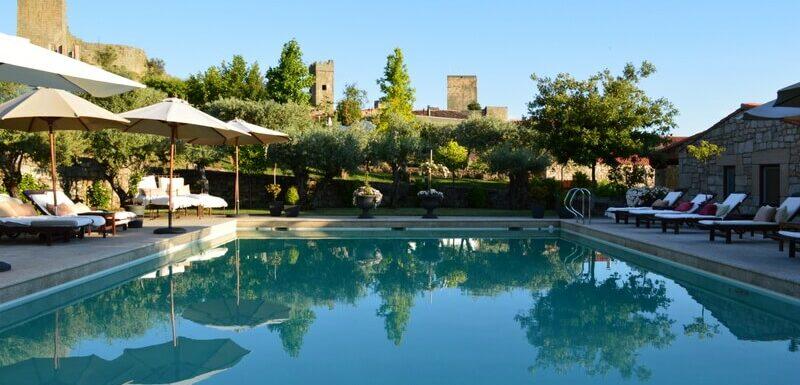Pool, Casas do Côro, Marialva