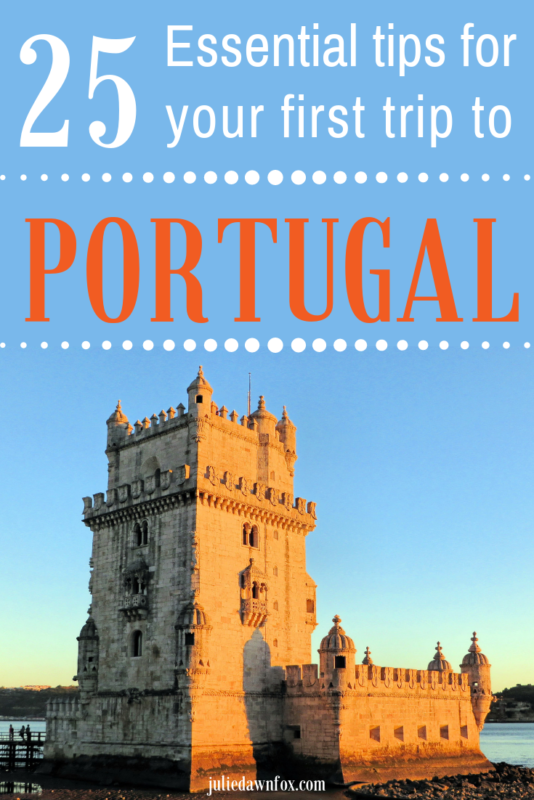Golden Tower. Portugal is without doubt one of the most beautiful countries in Europe, and these 25 great tips tell you all you need to know before your first trip there. Just some areas covered are: when to go, what to pack, money matters - including where to find discounts - and what to expect when you're eating out.