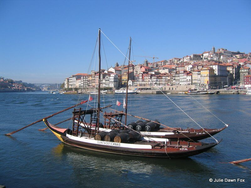 Rabelo boat, Porto