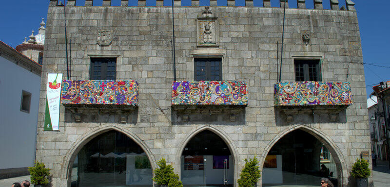 Old Council Chambers, Viana do Castelo, 16th century building