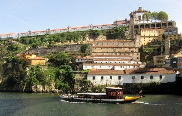 Serra do Pilar Monastery, Porto