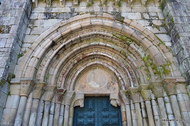 Portal, Paço de Sousa Monastery