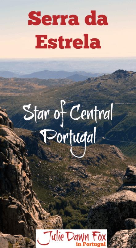 Serra da Estrela, Star mountain range in Central Portugal