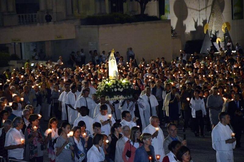 Candlelight procession, Fatima
