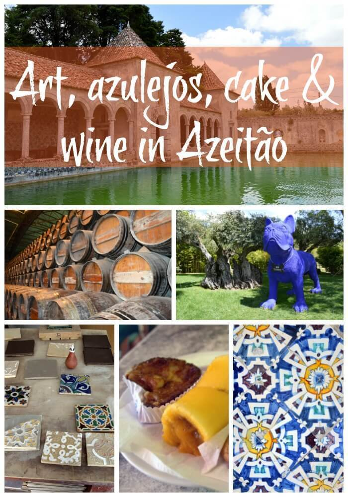 Things to see and do in Azeitão, Portugal