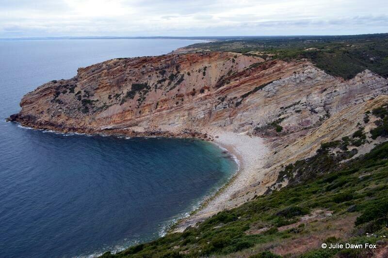 Colourful cliffs, Cabo Espichel, Sesimbra