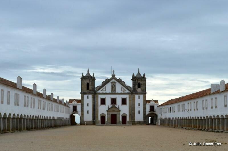 Nossa Senhora do Cobo sanctuary, Cabo Espichel, Sesimbra