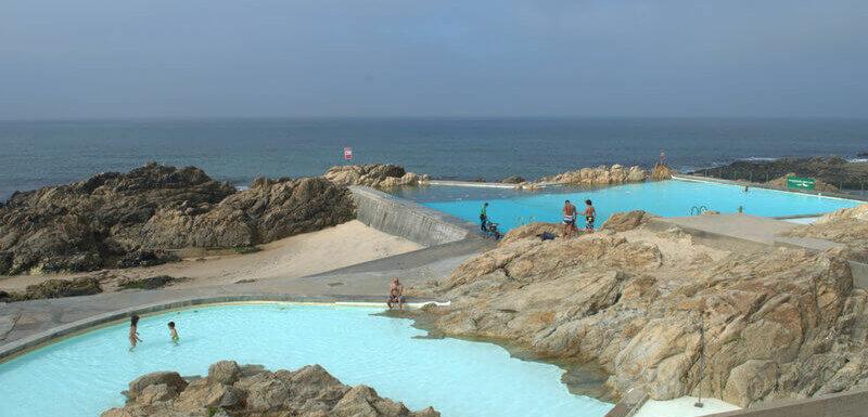 Piscina das Marés seawater swimming pools, Leça da Palmeira, Porto. Photography by Julie Dawn Fox