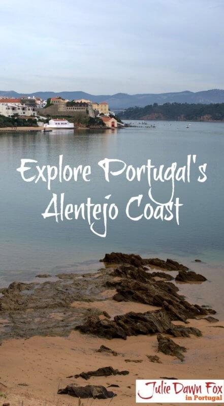 Vila Nova de Milfontes, Alentejo, Portugal. Photography by Julie Dawn Fox
