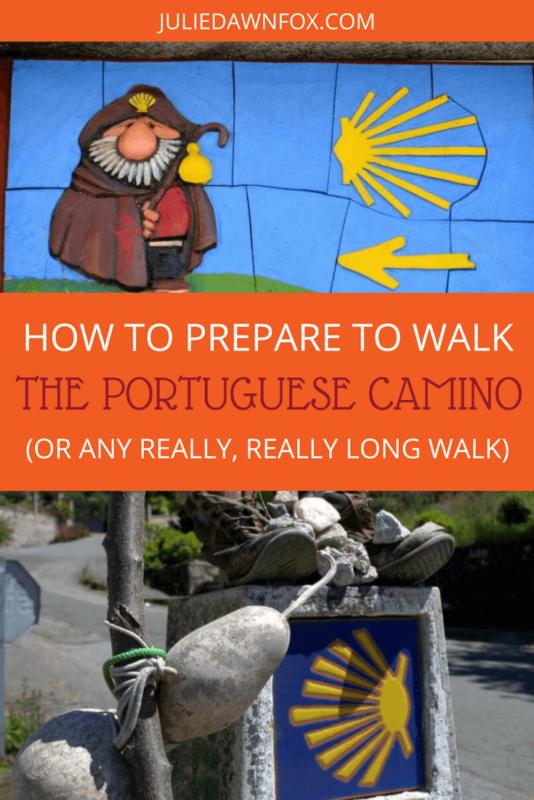How to Prepare to Walk the Portuguese Camino