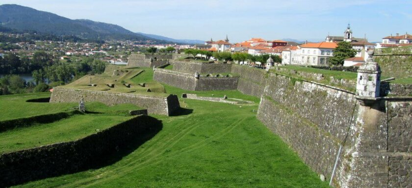 Fortifications and River Minho, Valença fortress