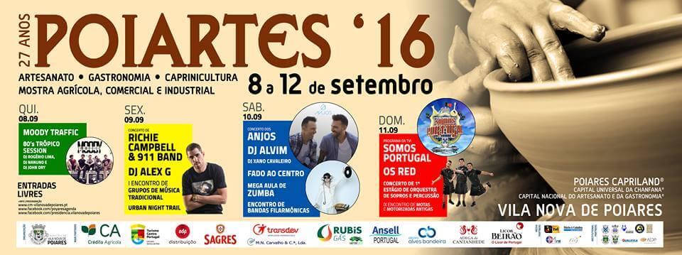 Poiartes 2016 programme