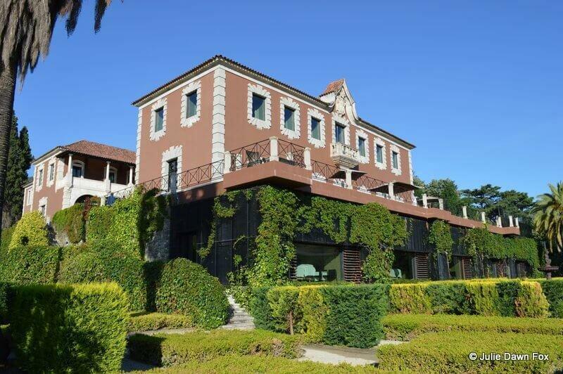 Six Senses Hotel, Douro Valley Portugal