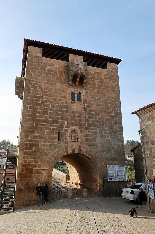 Ucanha Tower