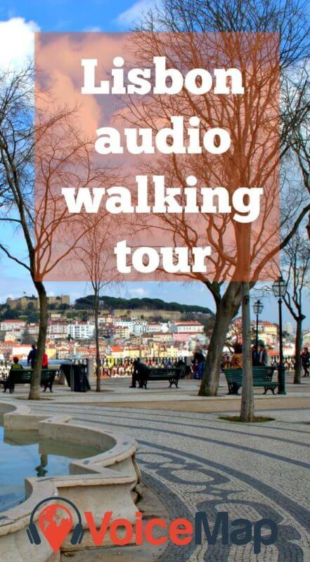 Lisbon GPS audio walking tour