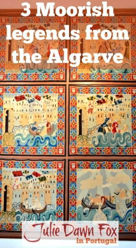 3 Moorish legends from the Algarve region of Portugal