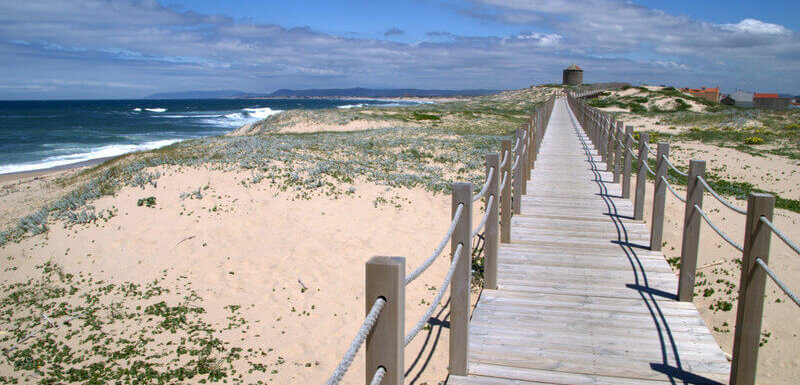 wooden-boardwalk-leadign-to-a-disused-windmill-near-agucadoura-coastal-portuguese-way-of-st-james