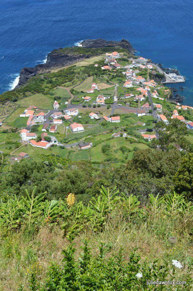 Fajã do Ouvidor, São Jorge island, Azores 2
