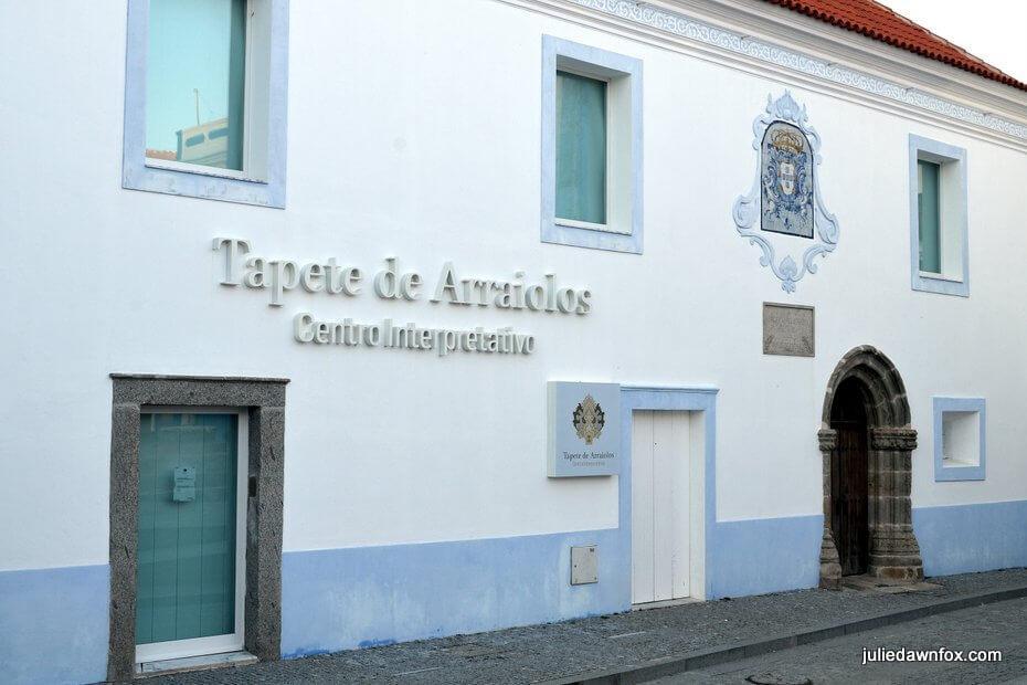 Arraiolos Rug Interpretation Centre