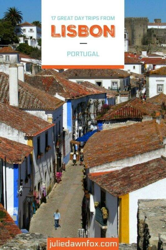 17 Great day trips from Lisbon Portugal