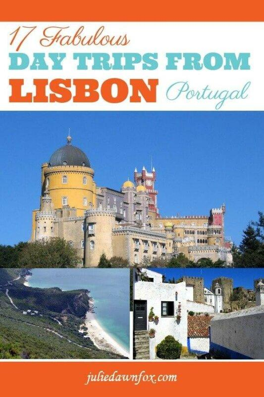 Day trips from Lisbon to add to your Portugal itinerary