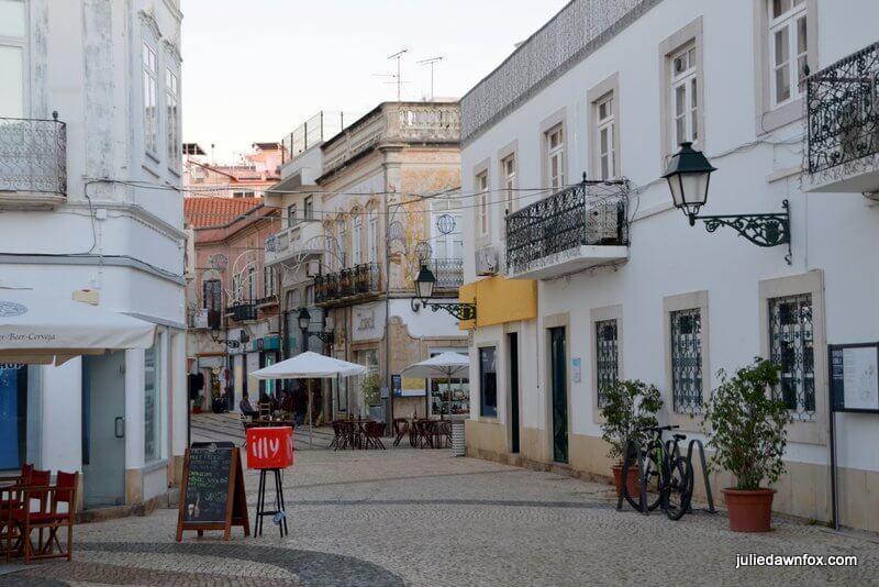 AlgarveDowntown Olhão, Algarve Portugal