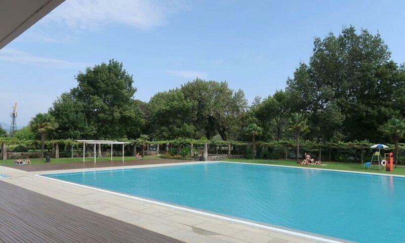 Outdoor swimming pool, Ponte de Lima