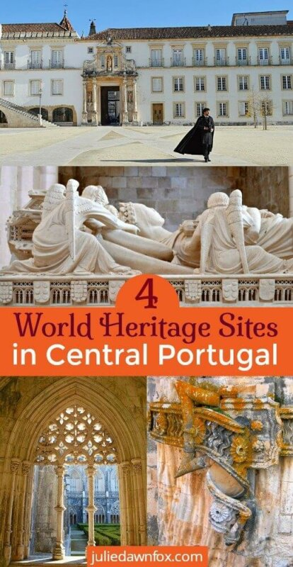 UNESCO World Heritage Sites in Central Portugal