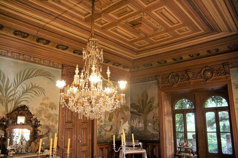 Dining room, Casa Costa Lobo