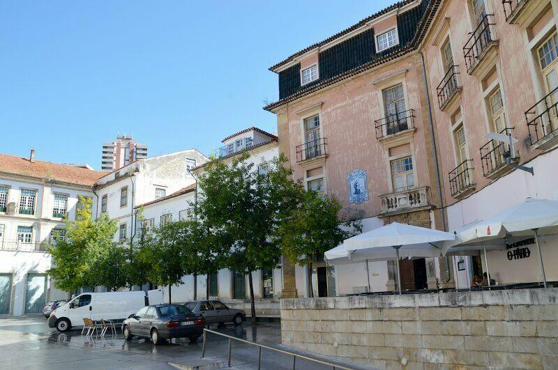 Patio da Inquisição, Coimbra