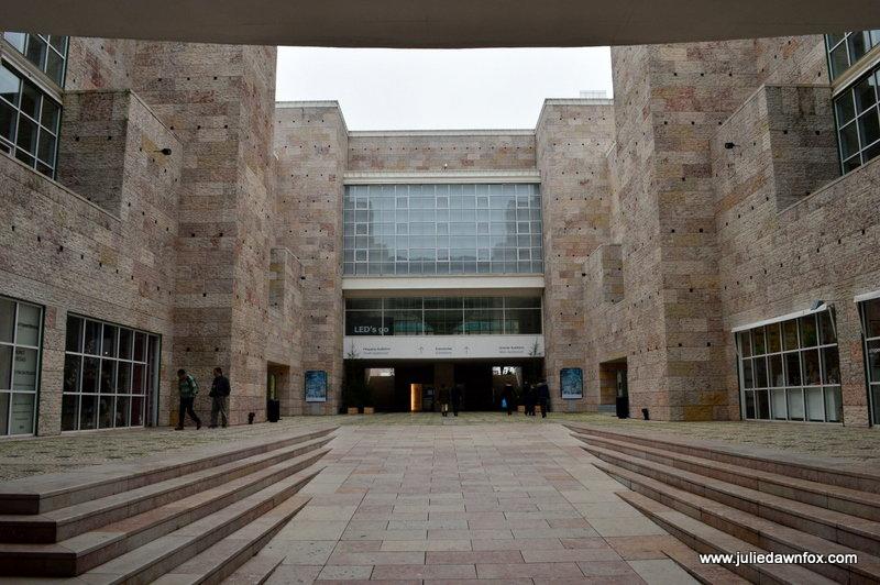 Berardo Collection Museum, CCB, Lisbon