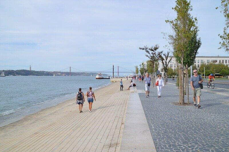Ribeira das Naus, Lisbon