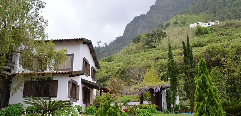 O Refugio Madeira accommodation. One of the best places to stay in Madeira