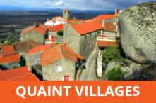 Traditional villages in Portugal