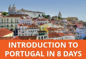 My 8-day self guided itinerary takes you from Lisbon to Porto with lots of must sees and hidden gems in between. Can be customised to suit and managed by a travel agency.