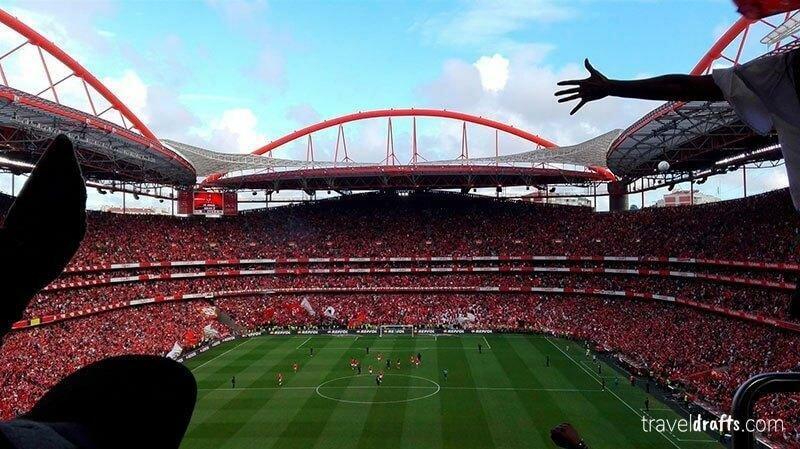 Luz-Stadium. Photo credit Jorge Bastos