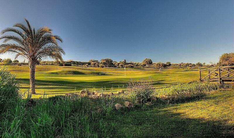 Boavista golf course, Algarve