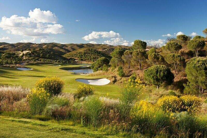 Monte Rei golf course, Eastern Algarve, Portugal