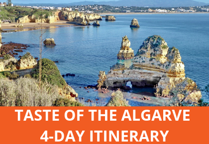 TASTE OF THE ALGARVE 4-DAY ITINERARY