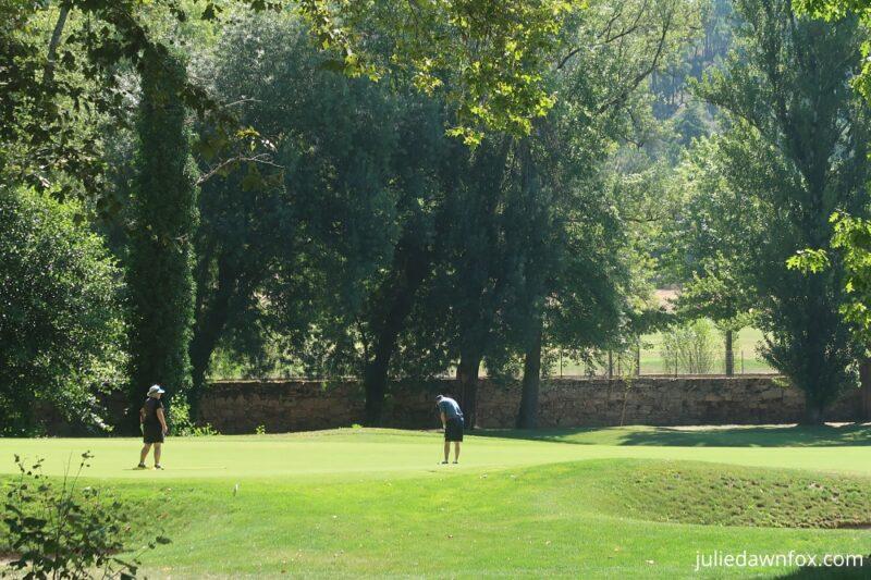 Vidago Palace Golf course