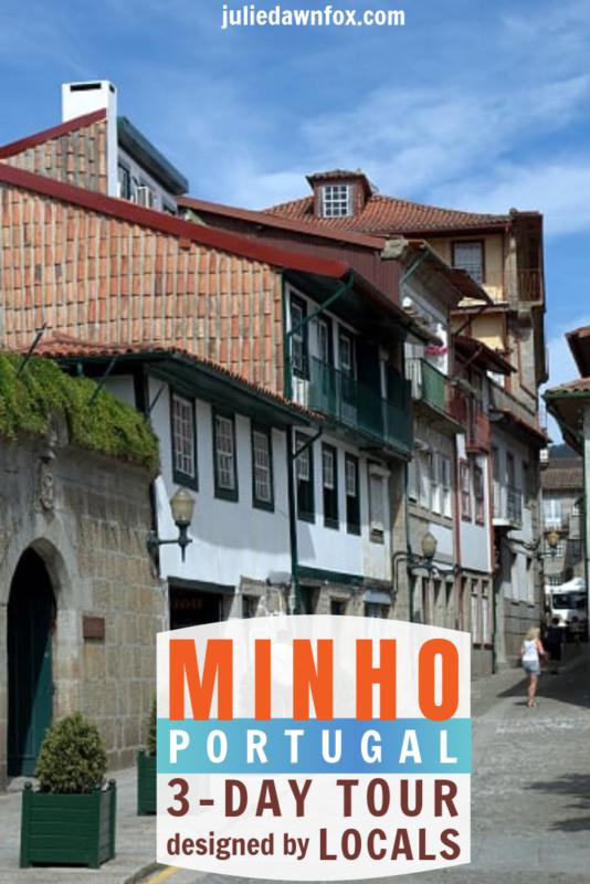 Pretty street view. 3-Day Taste Of The Minho Tour (From Porto) _ Julie Dawn Fox in Portugal